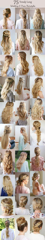 Cabelo penteados