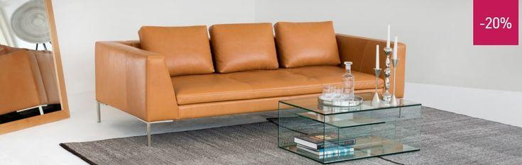 les 25 meilleures id es de la cat gorie canape cuir solde sur pinterest canap cuir buffle. Black Bedroom Furniture Sets. Home Design Ideas