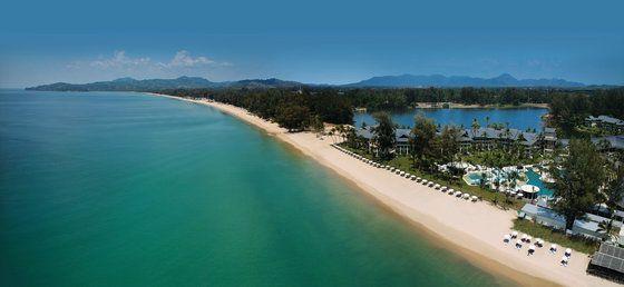 Outrigger Laguna Beach Resort #Phuket