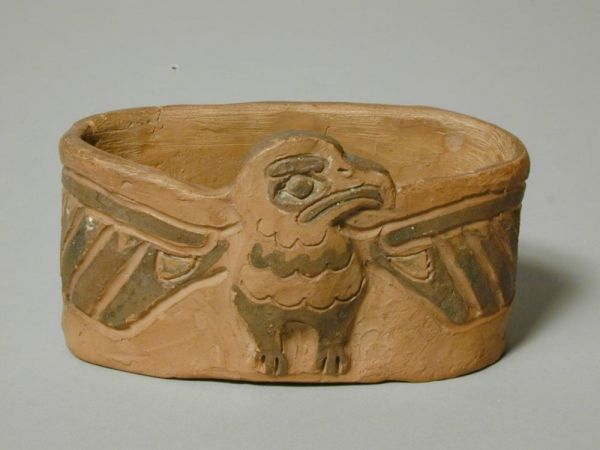 Klee Wyck Bowl by Emily Carr, 1930