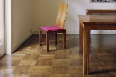 Wood Parquet Flooring - Getty / Fernando Bengoechea