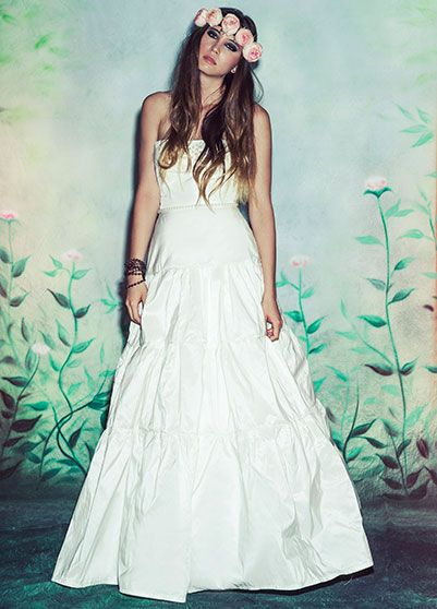 """Sasha"" dress from Punk Rock Bride"