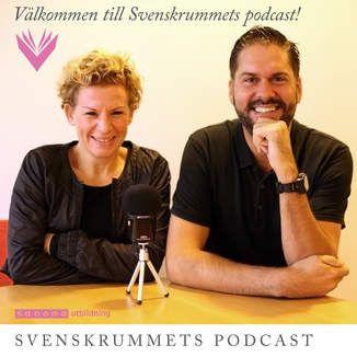 Svenskrummets podcast vänder sig till alla som är intresserade av ämnet svenska och svenska som andraspråk.