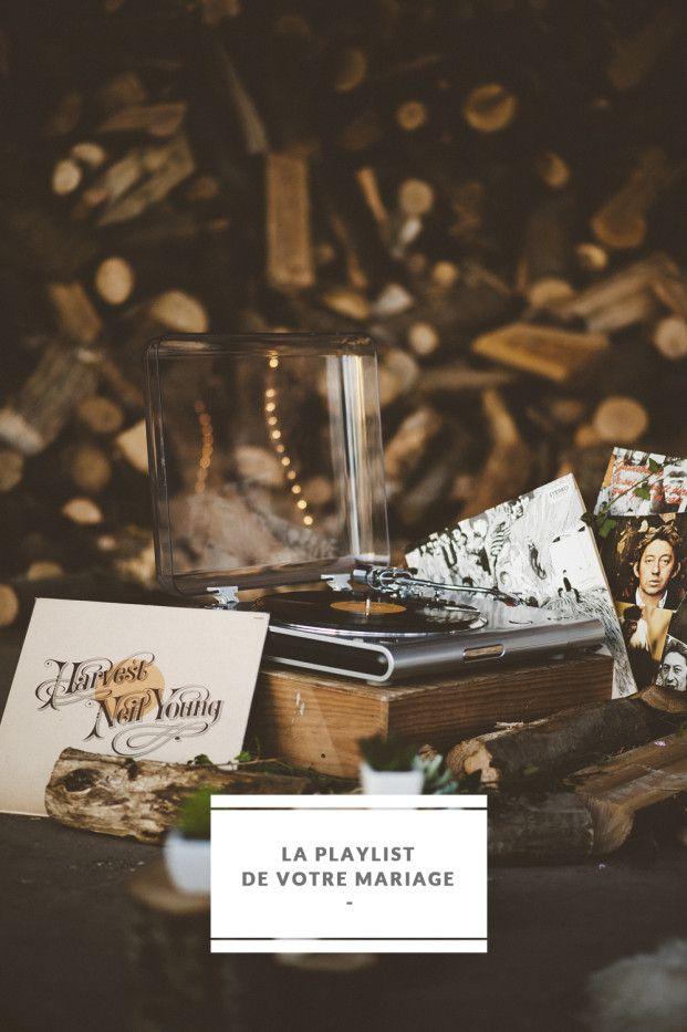 la playlist de votre mariage la mariee aux pieds nus - Playliste Mariage