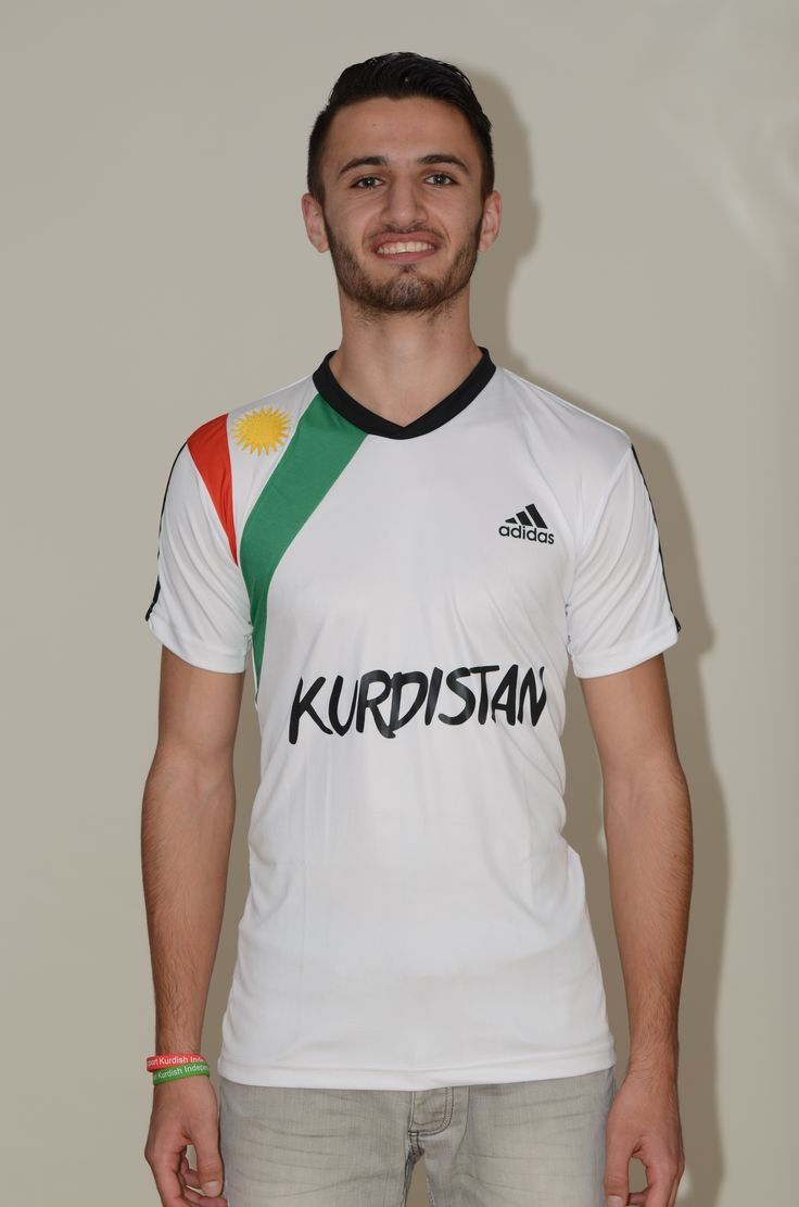 Kurdistan Clothes | Kurdistan Shirt | Buy Now On www.kurdishwebshop.com