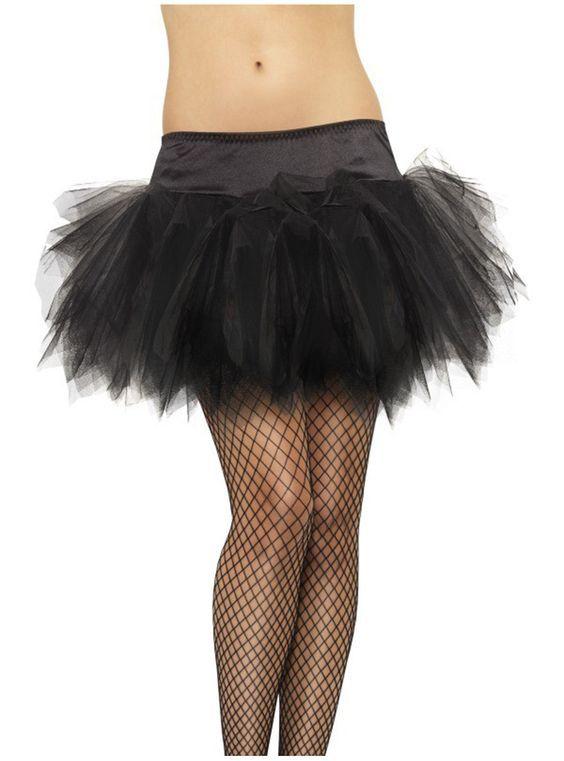 El mayor catálogo online para comprar Tutú negro Classic para mujer. Precios muy económicos, envío 24 horas y devolución garantizada.