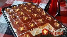 Tento koláč zvládne pripraviť každý. A je taký fantastický, že na dezerty z cukrárne si už ani nespomeniete!