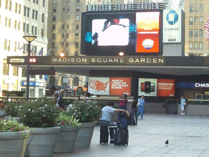 31 best what happened today in history images on pinterest - History of madison square garden ...