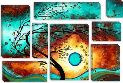 Megan Duncanson Family Joy Canvas Print - iCanvasART.com
