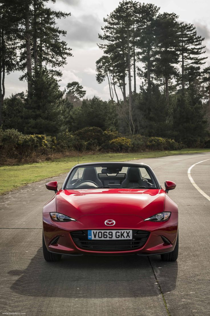 2020 Mazda MX5 GT Sport Tech Convertible HD Pictures