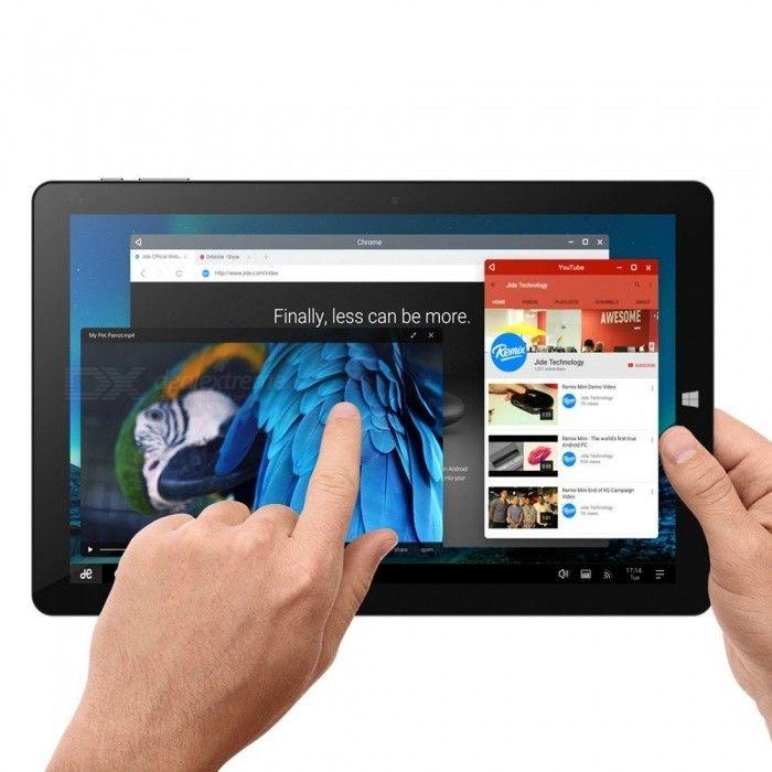 CHUWI Hi10 Plus Windows 10, Android 5.1 Dual Boot Tablet PC, US Plugs