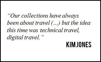 Quote by Kim Jones at Louis Vuitton Autumn-Winter 2014 Men ...