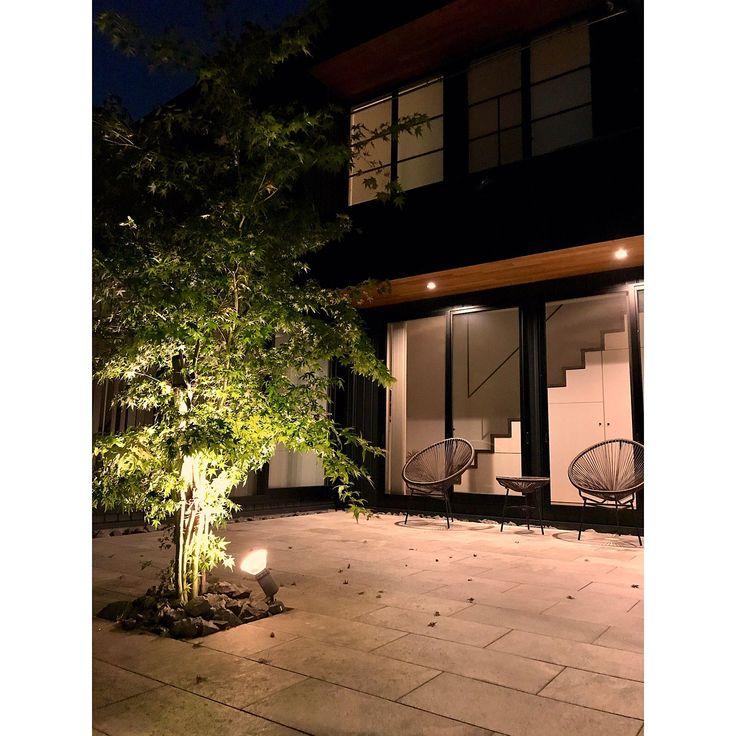 タイル/中庭/部屋全体のインテリア実例 - 2017-09-23 19:24:53   RoomClip(ルームクリップ)