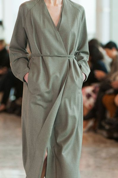 Christophe Lemaire Fall 2014