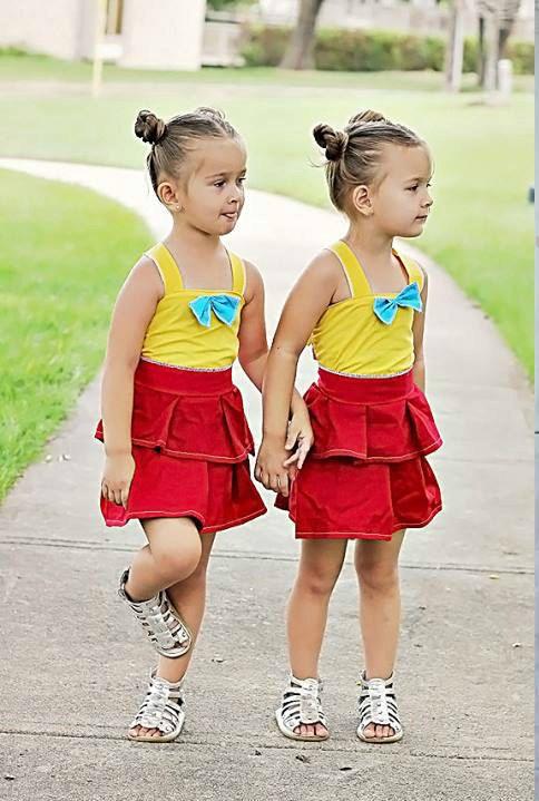 Resultado de imagen para gemelos alicia en el pais de las - Disfraces para gemelos ...