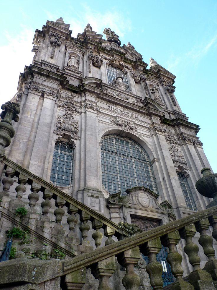 Igreja dos Clerigos, Porto, Portugal, Nicolau Nasoni