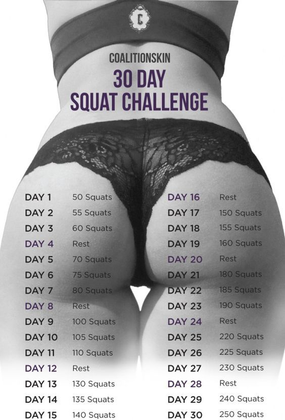 Workout Wednesday Squats Edition
