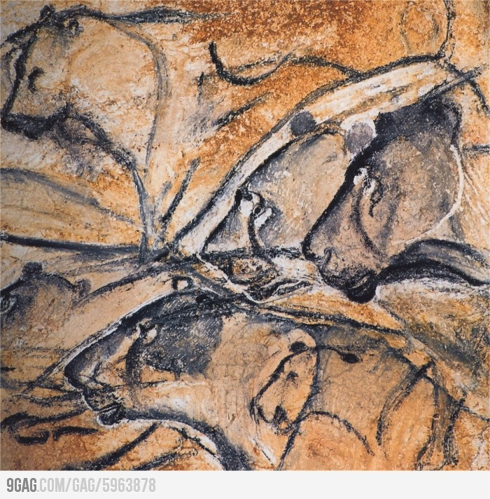 This is believed to be the oldest painting in the world.