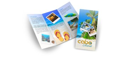#Brochures are a popular format for sharing detailed information in a highly presentable way.