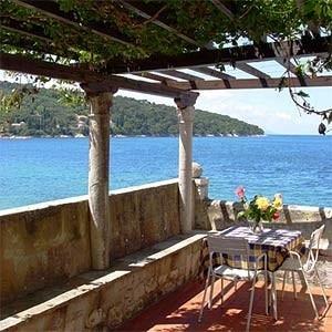 La Villa, Lopud, Croatia Hotel