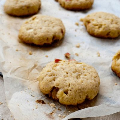 Осеннее яблочное печенье | Mary Bakery