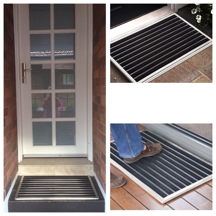 Create a lasting impression at your home with one of Home About Styles stainless steel door mats!! Available in 2 sizes Small $159 Large $235