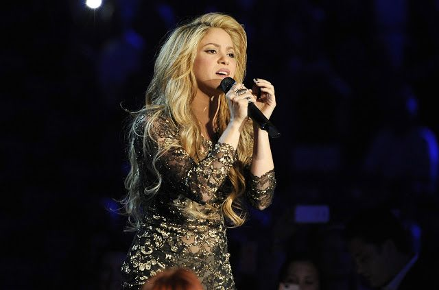 Top 27 Beautiful Shakira HD Wallpaper, Images And Pictures - WALLPAPER HD IMAGES