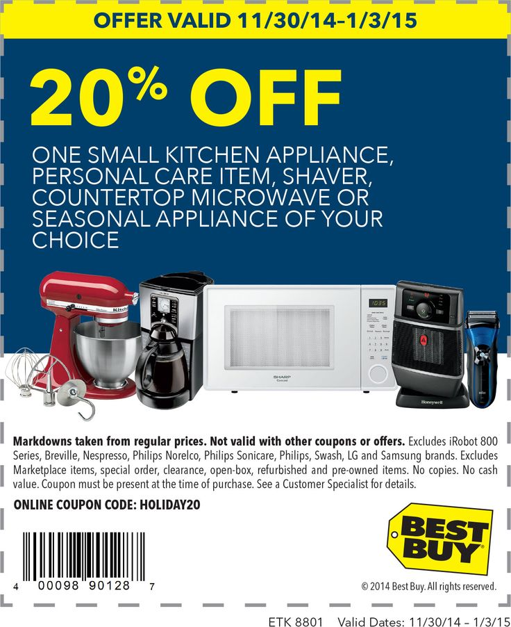Best 25 best buy promo ideas on pinterest buy pets besty buy best buy coupon best buy promo code from the coupons app off a single small appliance at best buy or online via promo code january fandeluxe Choice Image