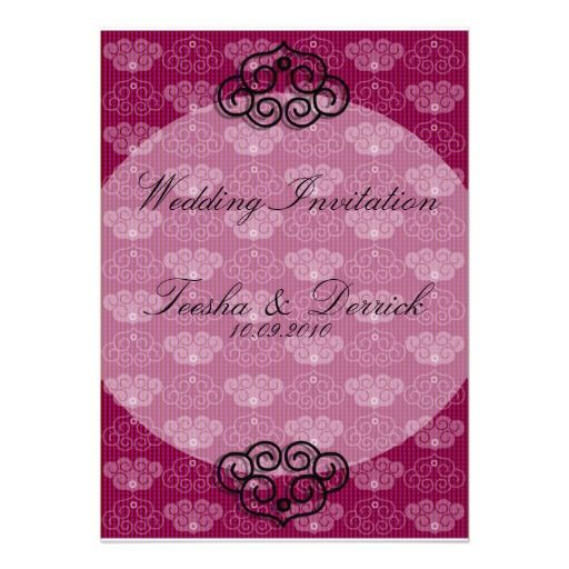 Shop Oriental Style Chinese Wedding Invitation Card Created By Kanjiz