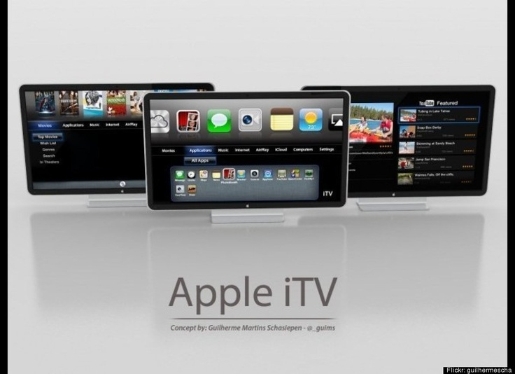 Is the Apple television already in production in Asia for a launch that could occur as soon as this winter to as late as the beginning of 2013.