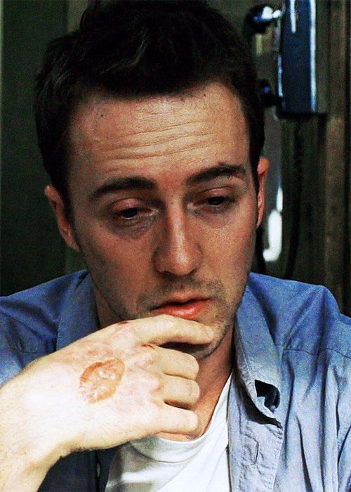 Edward Norton (Fight club,1999)