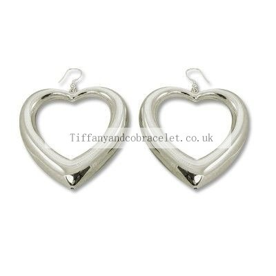 http://www.buytiffanyringsshop.co.uk/good-quality-tiffany-and-co-earring-large-open-heart-silver-043-outlet.html#  Splendid Tiffany And Co Earring Large Open Heart Silver 043 Wholesales