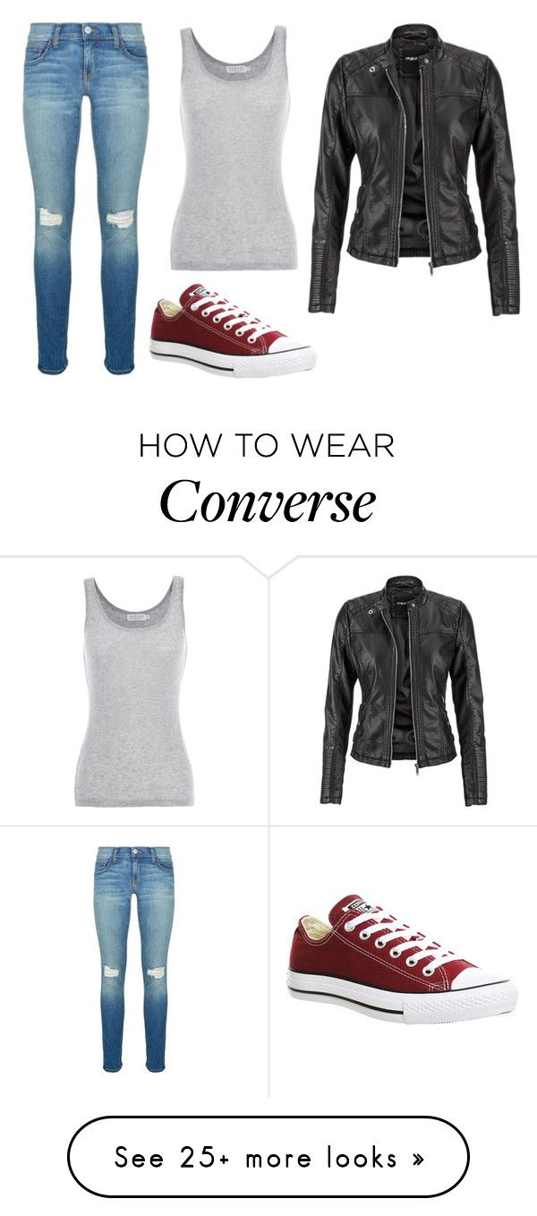 """Stop Messing With The Wrong People"" by marsophie on Polyvore featuring maurices, Velvet by Graham & Spencer, Rebecca Minkoff and Converse"