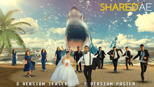Videohive - Wedding Day Fantasy Poster Teaser Maker 19033198 - Free Download