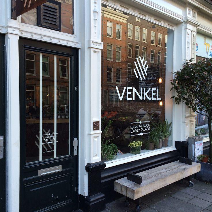 Venkel in Amsterdam