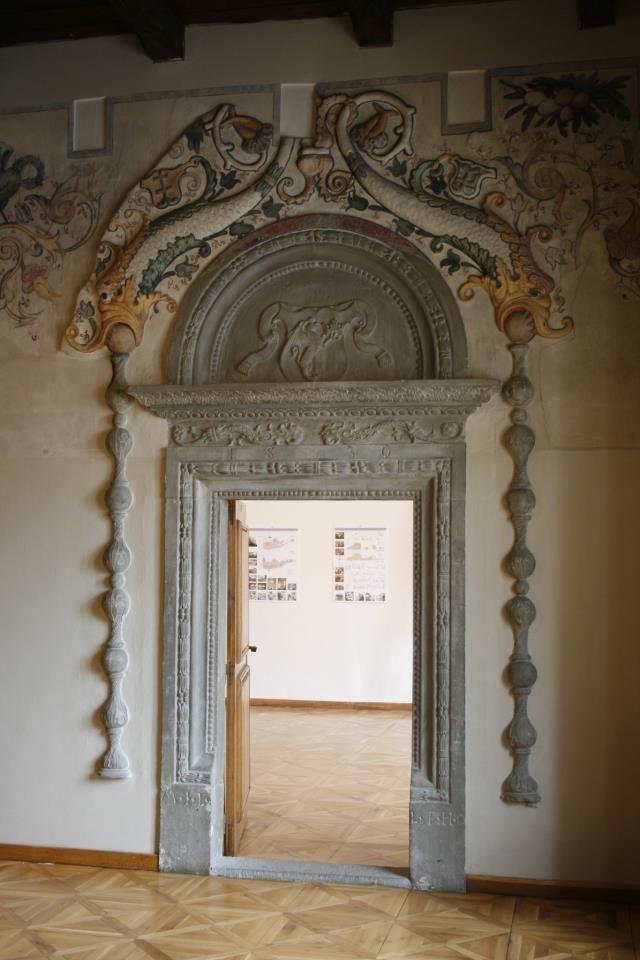 Levoča - portál v jednom dome