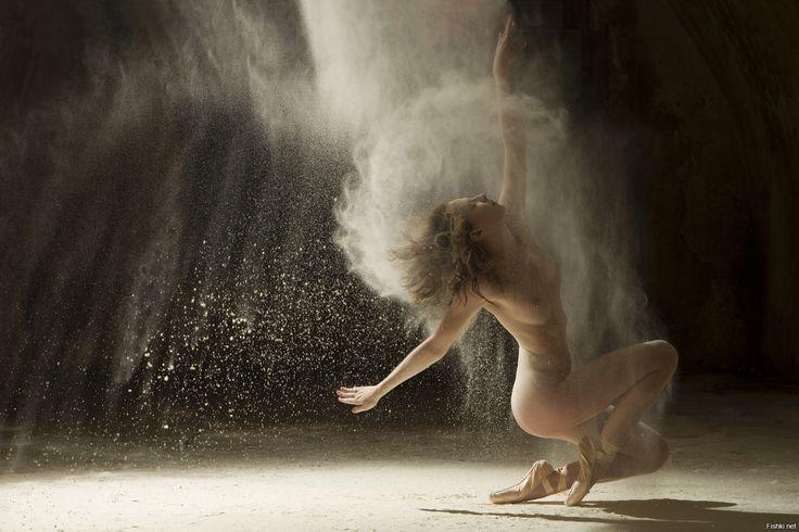 Феноменальные портреты танцоров от Сергея Суховея