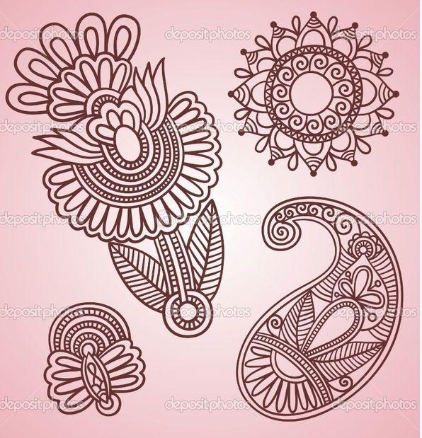 Mehndi Designs Templates | makedes.com