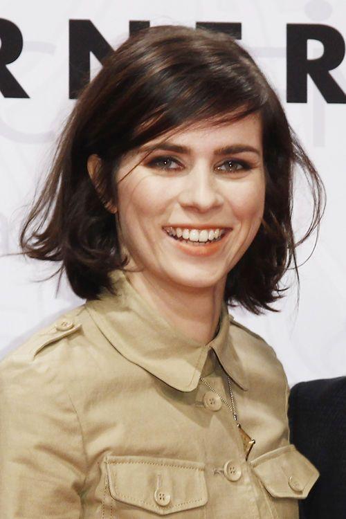"""Bei der gestrigen Premiere von """"Offroad"""" in Berlin fiel uns Nora Tschirners neue Frisur auf. Die Schauspielerin trägt jetzt Bob"""