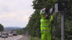 Autobahn 45 bekommt neuen Superblitzer!!