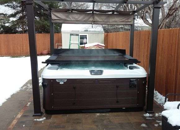 brand bullfrog spa hot tub upgraded smart top cover this elite audio system active woofer reviews troubleshooting 2015