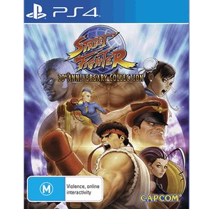 Street Fighter 30th Anniversary Collection (Placeholder Price)