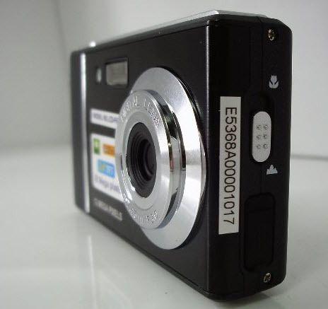 Camera Digital Pocket 12MP Anti Shake