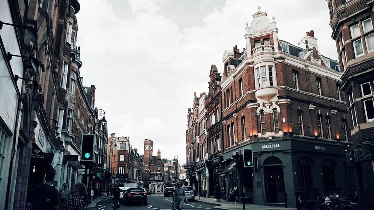 """137 Likes, 3 Comments - Gabriella Buzas (@epicstreetstyle) on Instagram: """"The hood 🏩 . ."""" hampstead high street london cityview cityvibes streetview architecture"""
