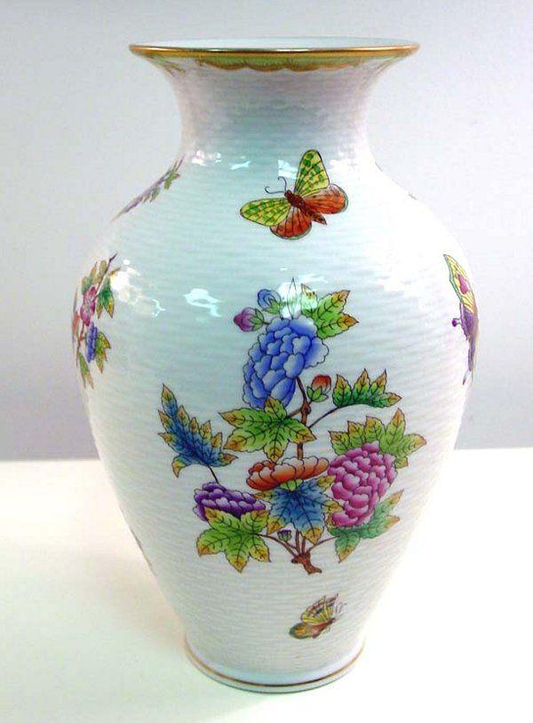 Herend Queen Victoria Vase