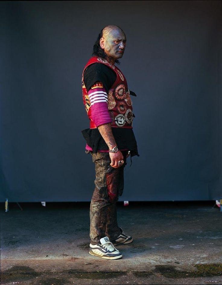 Estas fotos do maior gang da Nova Zelândia vão surpreender-te | VICE | Portugal