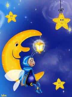 Photo: ♥••*´¨`*•.☆• Buenas Noches mis queridos amig@s de esta fantástica y bella comunidad... Que tengas lindos sueños y un buen descanso!!!!