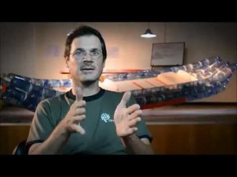 Kayak con botellas - Ambiente Villa Elisa - YouTube