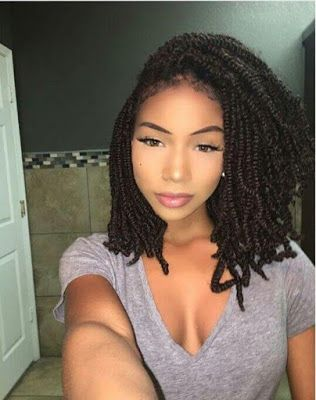 +26 Latest African American Braided Hairstyles 2019 For Black Hair