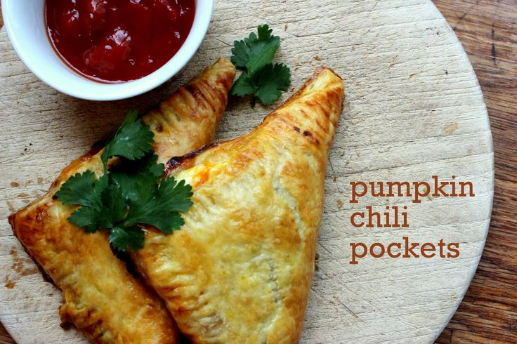 and ME: Pumpkin Chili Pockets | FOOD For Thought | Pinterest | Pumpkin ...